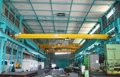 2.8tx18.8mホイスト式天井クレーン